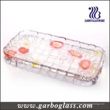 Placa de vidro oblongo (GB1729MG / PDS)
