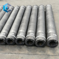 HP200mm graphite electrode with nipples EAF LF