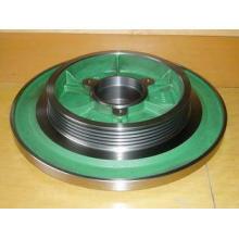 Casting machine parts - dia 800mm forging steel elevator tr
