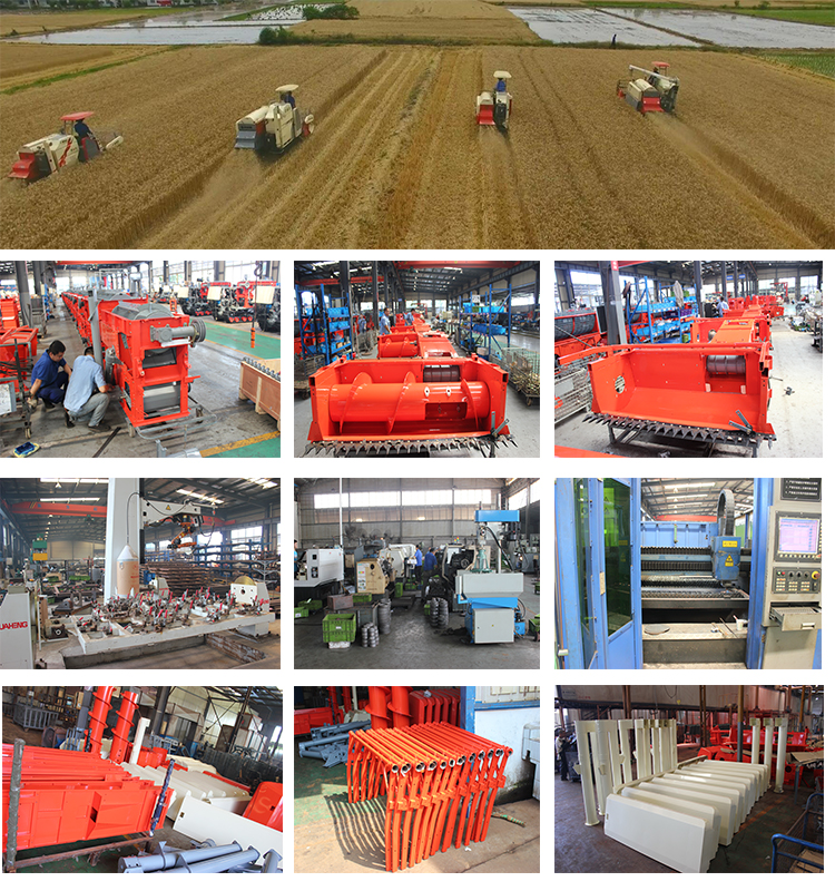 Factory Price 0.8kg/s Mini Harvester