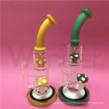 Colorful Glass Water Pipe for Smoking