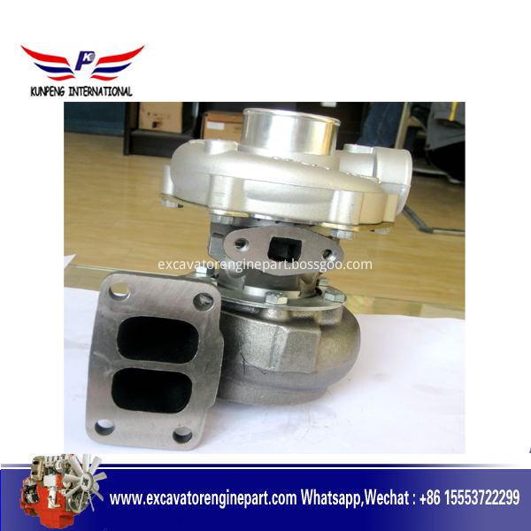 6207 81 8311 Pc200 6 Turbocharger 6d95 For Excavator Engine Parts