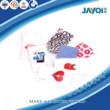 100%polyester Microfiber Glass Cloth with Package