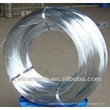 Fábrica de fio de zinco galvanizado