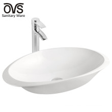 white ceramic basin lavatory art basin