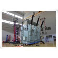 Transformateur de puissance de distribution 220kv pour alimentation électrique
