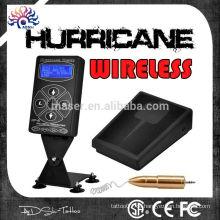 Tätowierung mahine Tätowierung Ausrüstung Hurrikan-2 Tattoo Stromversorgung Umschaltung mit Wireless Fußpedal