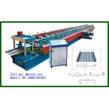 Hochgeschwindigkeitsgerüst Plank / Gerüst Plank / Gerüst Walking Board Roll Forming Machine