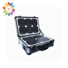 20W Solar Powered Handset Power Generation System