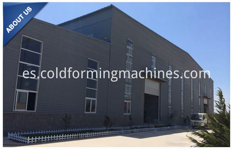 double layer roll forming machine 5