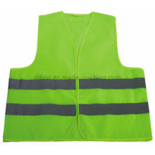 Hot Selling Hi-Vis Reflective Safety Vest with Certification (DFV1001)