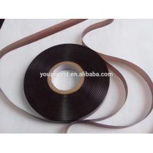 PVC / PE Marrom marrom gravado fita proteção ambiental 7p