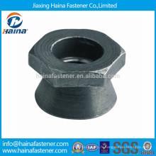 Écrou de cisaillement en acier au carbone personnalisé / écrou anti-vol