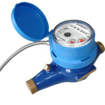 Automatische Fehlerkorrektur Gekennzeichneter elektronischer Wasserzähler mit Impulsausgang