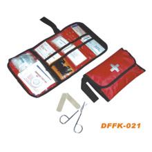 Trousse de premiers soins de voyage avec commodité extérieure de la FDA (DFFK-021)