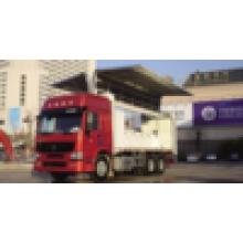 Caminhão Multifuncional mais vendido em 2016 para manutenção