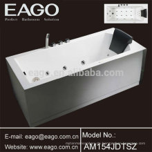 Neue Design Acryl Whirlpool Hydromassage Badewanne (AM154JDTSZ)