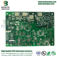 FR4 Tg150 Quickturn PCB 4 Camadas 1oz