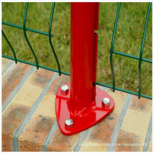 Security Fence/PVC Coated Fence/3D Mesh Fence