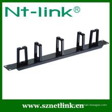 5 pcs anneau fil métallique câble gestionnaire