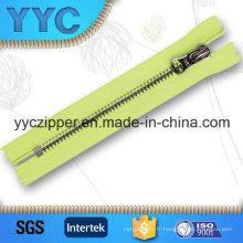Yyc Haute qualité O / E Black Nickel Zipper pour pantalons