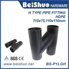 Pipe Fitting Supplier with H Type Vent Pipe