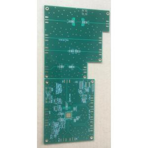 4 layer TG180 Green Solder impedance control ENIG PCB