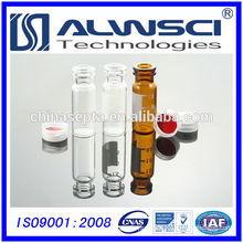1.5-2 ml clear snap autosampler vial