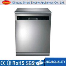 LED Digial Touch Panel Easy Wash Electric Freestanding Dishwasher