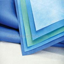 Abrigos de esterilización de tela no tejida SMMS