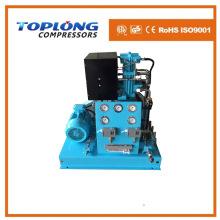 Oil Free High Pressure Hydrogen Compressor Helium Compressor (Gow-9/4-150 CE Approval)