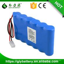 Paquet de batterie rechargeable de Li-ion18650 3.7 V 13.2Ah
