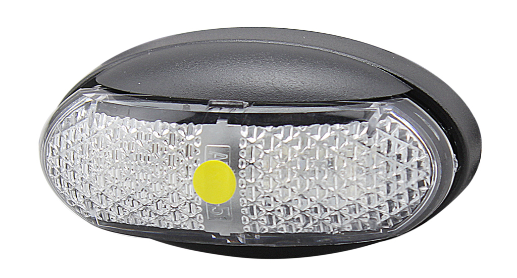 100% Waterproof 10-30V ADR LED Side Marker Lamps