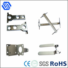 CNC-Bearbeitungs-Soem-Service-nach Maß Metall, das Teile stempelt