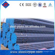 Custom cheap reusable schedule 40 seamless steel pipe