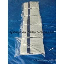 China Plastic Tarpaulin Factory, Finished PE Tarpauiln Truck Cover Supplier