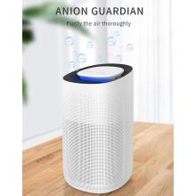 Air purifier 360 degree cleaning home air