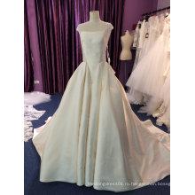 Новое Прибытие 2017 Принцесса свадебное платье с замочную скважину