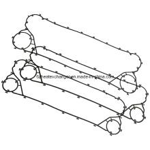 Plattenwärmetauscherdichtung (kann Alfalaval M10M ersetzen)