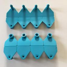 Factory directly sale for Ear Tag For Pig blue animal ear tag Laser printing export to Guyana Factories