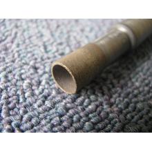 fuente de la fábrica 10mm broca / sinterizado diamante y bronce taladro/taper-vástago de broca broca / diamante broca para la perforación de vidrio