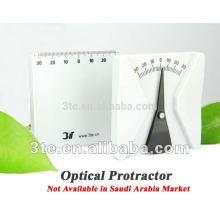 Medição óptica do transportador óptico