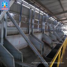 30T / H FFB à la machine de fraisage d'huile de palme de CPO, prix d'équipement d'extraction d'huile de palme