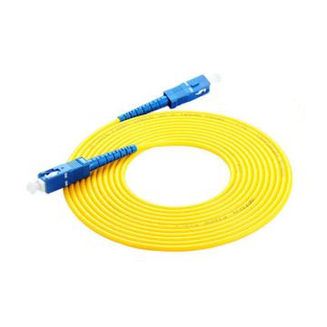 Corde de correction optique de fibre de Simplex