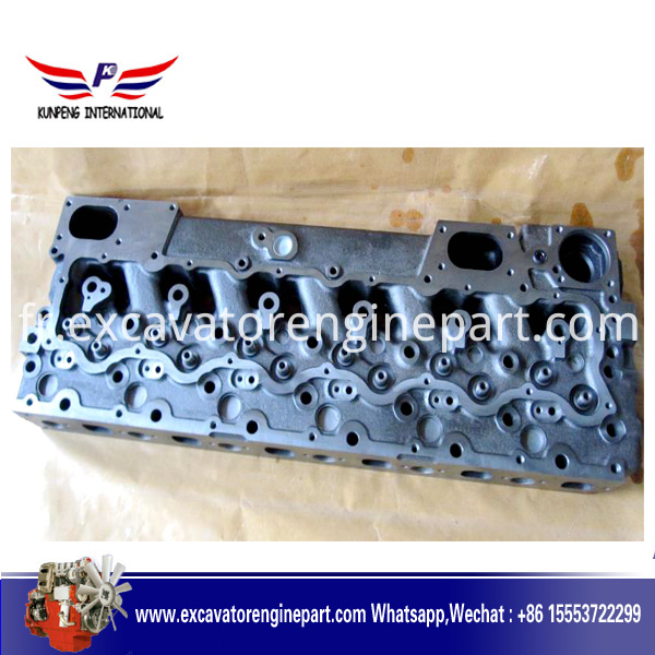 CYLINDER HEAD C04AB-7N8866 for SHANGHAI DONGFENG - Engine XG955 ZL50G 956F LG956 LG958 ZL50F JGM755 FL957F LG50EX CDM855EK