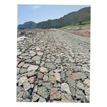 Flood Barrier Hesco Barrier Welded Gabion Mesh gabion walls