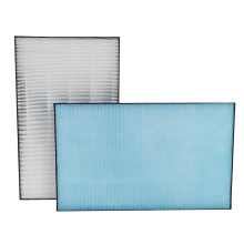 Air Cleaner H12 Nonwoven Frame Hepa Filter for Sharp Air Purifier