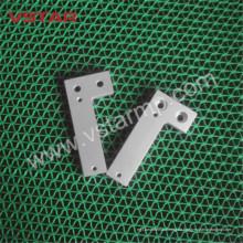 Kundenspezifische Bearbeitungsteile Aluminium CNC für CNC Fräsen Motorcucle Teil-Hardware Vst-0953