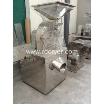 White sugar stainless steel powder grinder