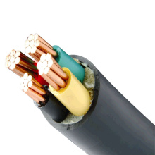 FR Copper Shielded Non-Armoured PVC Power Cables